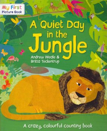 A Quiet Day in the Jungle