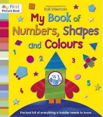 My Book of Numbers, Shapes and Colours