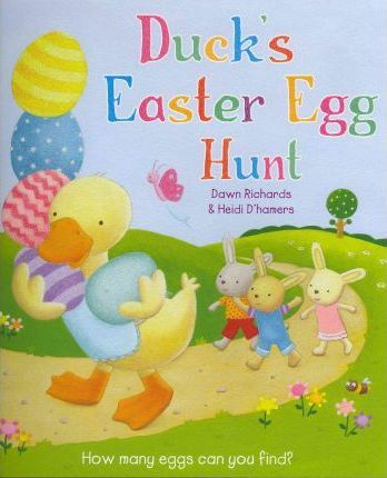 Ducks Easter Egg Hunt