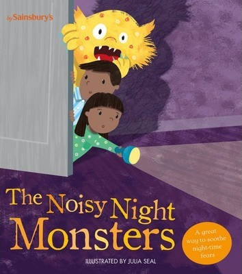 The Noisy Night Monsters