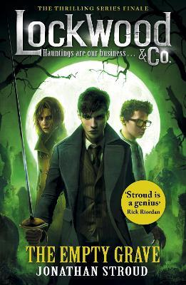 Lockwood & Co: The Empty Grave