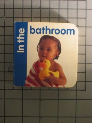 In the Bathroom