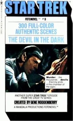 Star Trek Fotonovels: Devil in the Dark No. 9