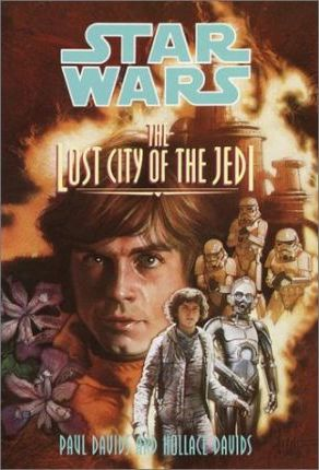 Star Wars 2: the Lost City of the Jedi