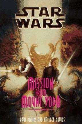 Star Wars 4: Mission from Mount Yoda