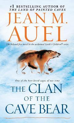 The Clan Of The Cave Bear Jean M Auel 9780553250428