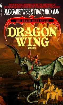 Dragon Wing Cover Image