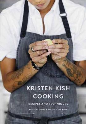 Kristen Kish Cooking