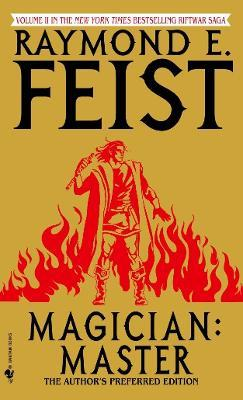 Magician: Master Cover Image