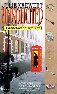 Unsolicited: a Booklover's Mystery Cover Image