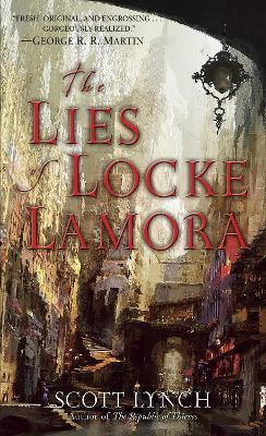 The Lies of Locke Lamora Cover Image