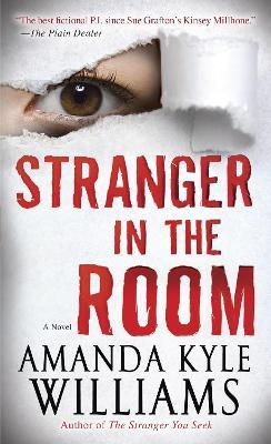 Stranger in the Room Cover Image