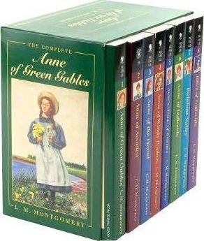 The Complete Quot Anne Of Green Gables Quot L M Montgomery