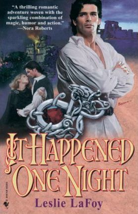 It Happened One Night Cover Image