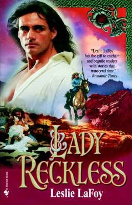 Lady Reckless Cover Image