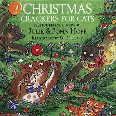 Christmas Crackers for Cats