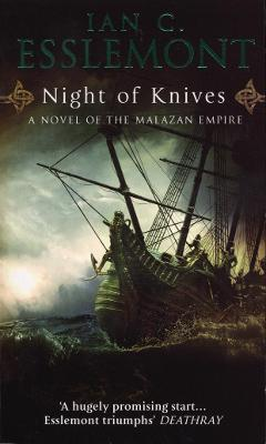 Night Of Knives Cover Image