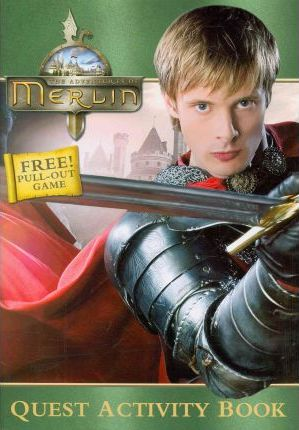 """Merlin"" Quest Activity Book"