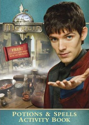 """""""Merlin"""" Potions and Spells Activity Book: Bk. 1"""
