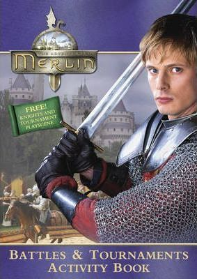"""Merlin"" Battles and Tournaments Activity Book: Bk. 2"