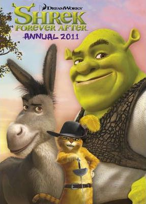 Shrek Annual 2011
