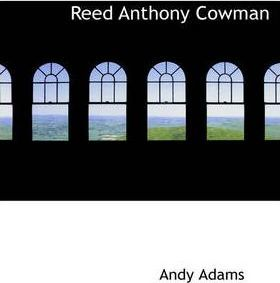 Reed Anthony Cowman Cover Image