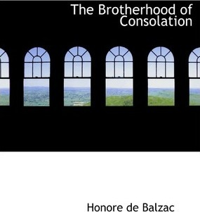The Brotherhood of Consolation Cover Image