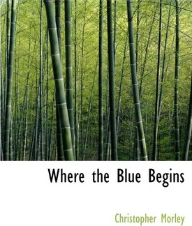 Where the Blue Begins Cover Image