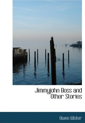 Jimmyjohn Boss and Other Stories Cover Image