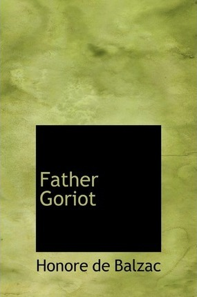 Father Goriot Cover Image