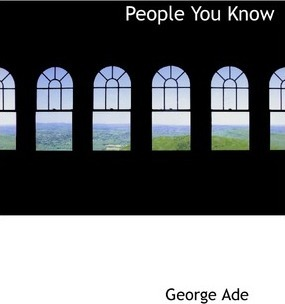 People You Know Cover Image