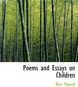 Poems and Essays on Children Cover Image