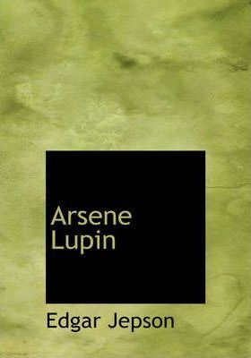Arsene Lupin Cover Image