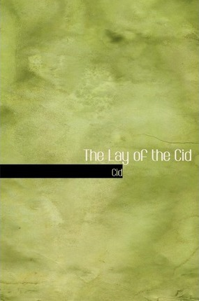 The Lay of the Cid Cover Image