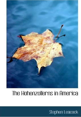 The Hohenzollerns in America Cover Image