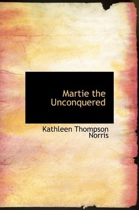 Martie the Unconquered Cover Image