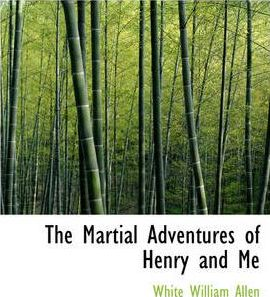 The Martial Adventures of Henry and Me Cover Image