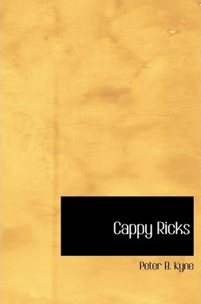 Cappy Ricks Cover Image