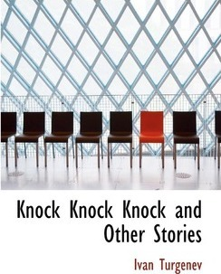 Knock Knock Knock and Other Stories Cover Image