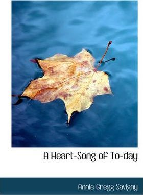 A Heart-Song of To-Day Cover Image