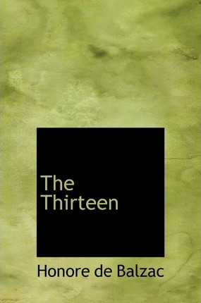 The Thirteen Cover Image