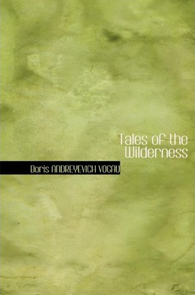 Tales of the Wilderness Cover Image