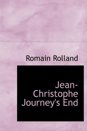 Jean-Christophe Journey's End Cover Image