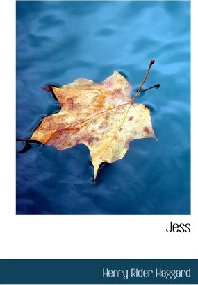 Jess Cover Image