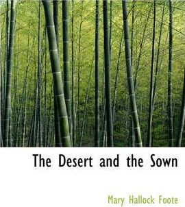 The Desert and the Sown Cover Image