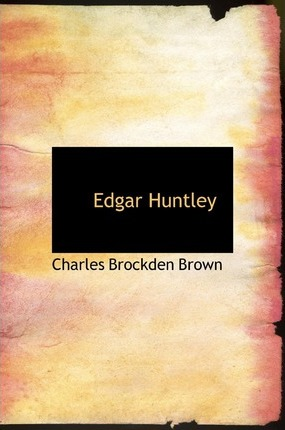 Edgar Huntley Cover Image
