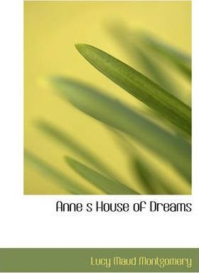 Anne S House of Dreams Cover Image