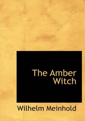 The Amber Witch Cover Image