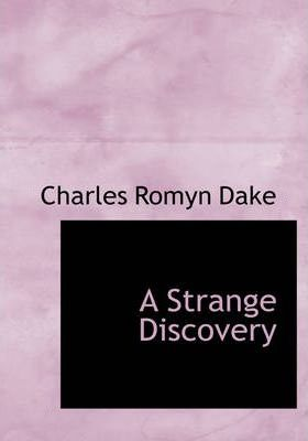 A Strange Discovery Cover Image