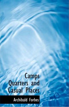 Camps Quarters and Casual Places Cover Image